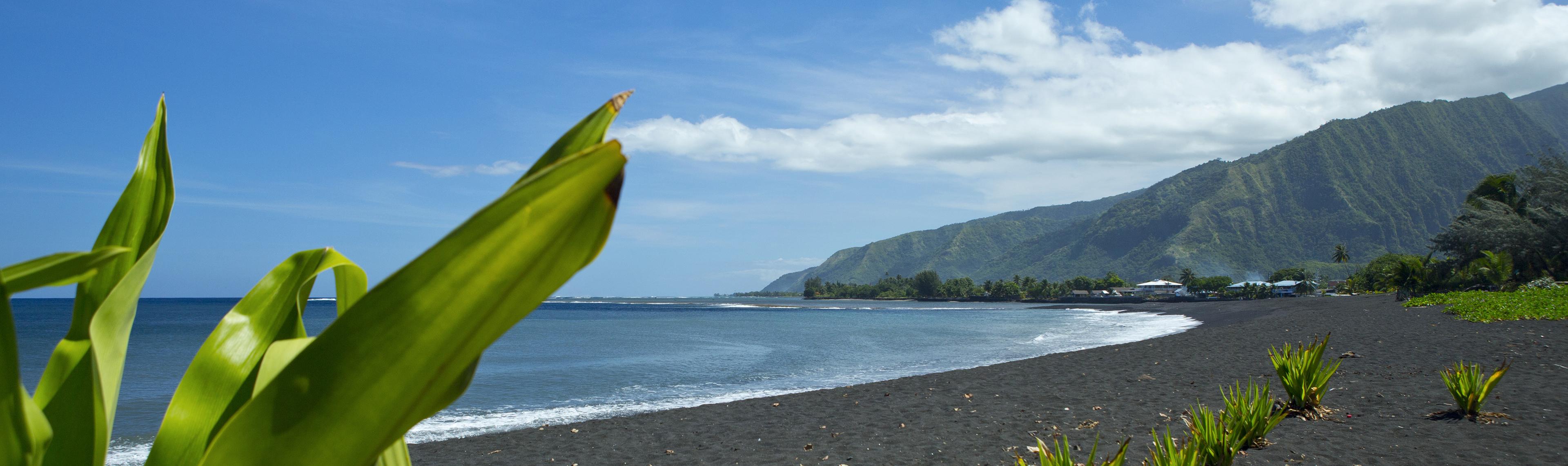 Tahiti island