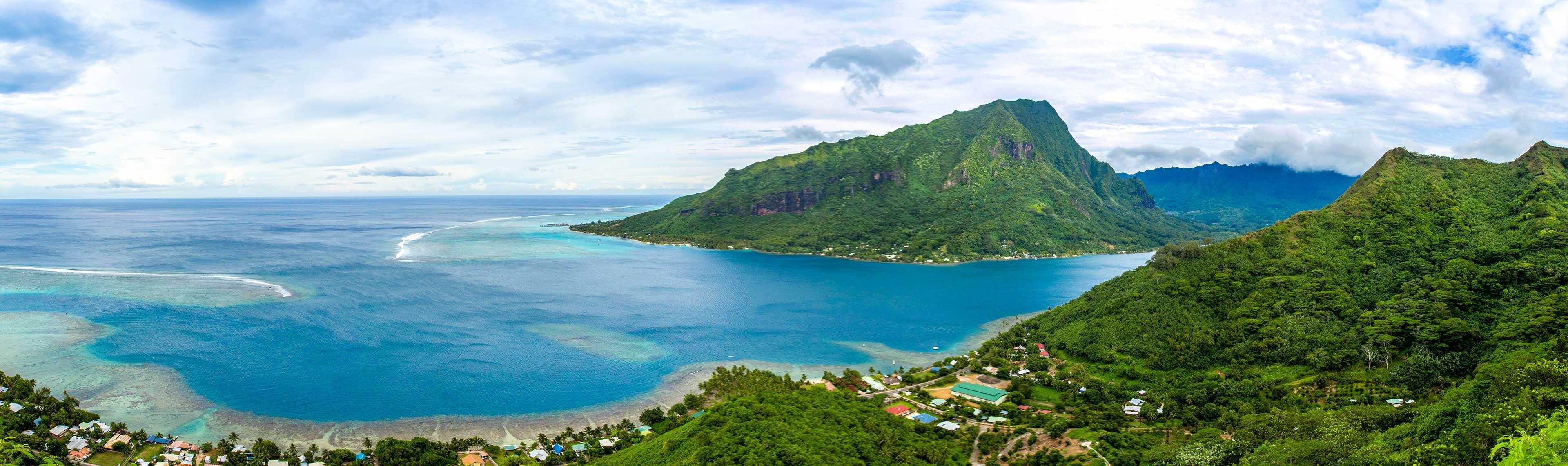 Tahiti Itinerary